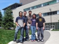 Lab group pictures 010
